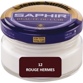 Photo de POMMADIER SAPHIR   N° 12       50 ML ROUGE HERMES