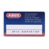 Photo de CARTE ABUS                     BREVETEES