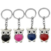 Photo de PORTE CLE HIBOU           (12)